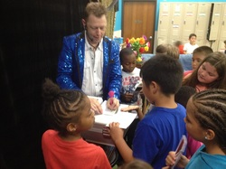 magician parties for kids in Duncanville help make birthday party memories