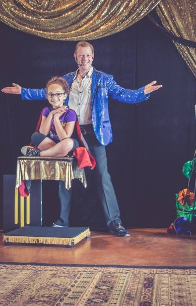 Waxahachie Magic Party Magician
