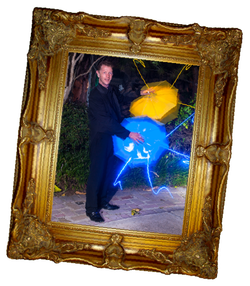 Kaufman Stage magician and close up magic shows for parties and corporate functions and events magos para fiestas de mi cumple magician and clowns for kids parties