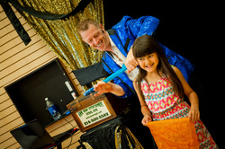 Colleyville Kids entertainer Kendal Kane he brings birthday party magic shows to the entire family