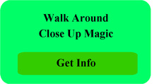 Walk around close up magic for corporate parties